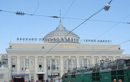 Odessa Railway Station Image