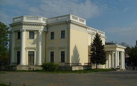 Vorontsov Palace Image