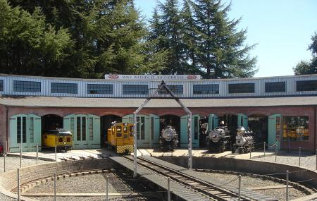 Sonoma Traintown Railroad Image