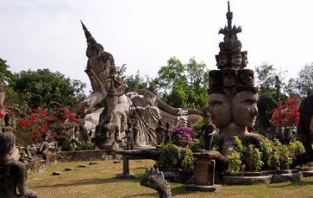 Buddha Park Image
