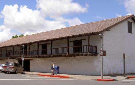 Sonoma Barracks Image
