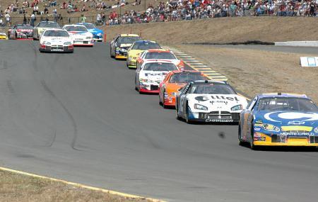 Sonoma Raceway Image