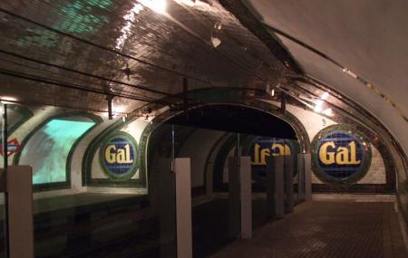 Estacion De Chamberi Image