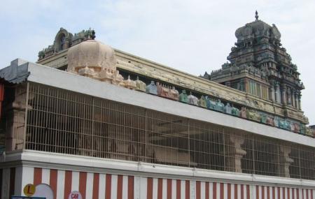 Anjaneya Temple, Chennai