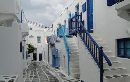 Matoyianni Street Image