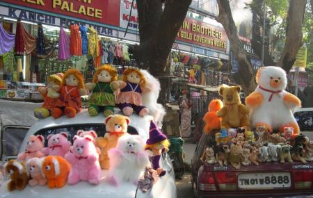Pondy Bazaar, Chennai