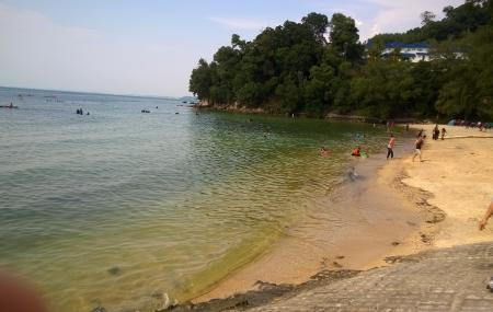 Blue Lagoon Beach, Port Dickson