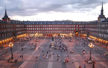 Plaza Mayor Image