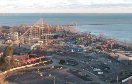 Cedar Point Amusement Park Image