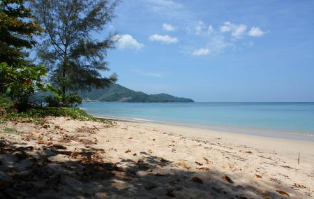 Nai Yang Beach Image