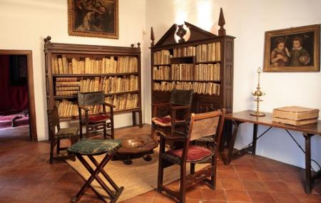 Casa De Lope De Vega Image