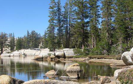 Cathedral Lake Trail Image