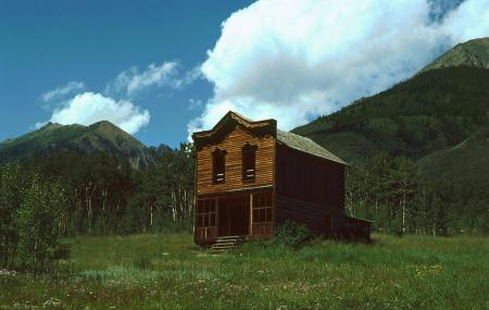 Aschroft Ghost Town Image