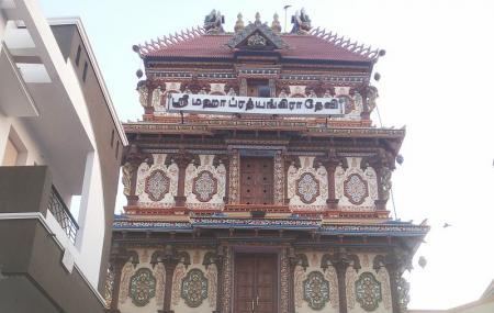 Sri Maha Prathyangira Devi Image
