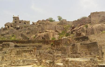 Golconda Fort Image