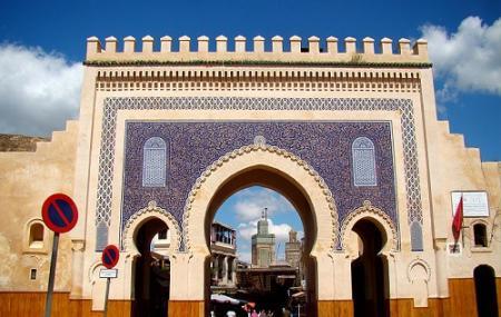 Bab Boujloud Image