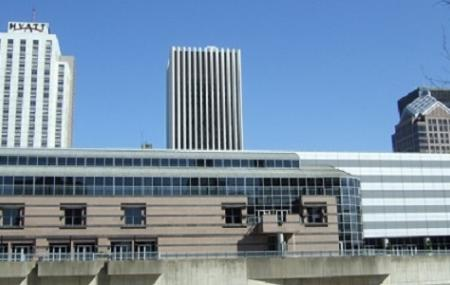 Rochester Riverside Convention Center Image