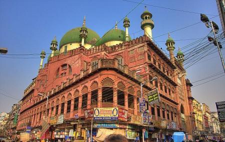 Nakhoda Mosque Image
