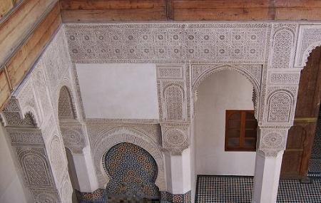 Bou Inania Madrasa Image