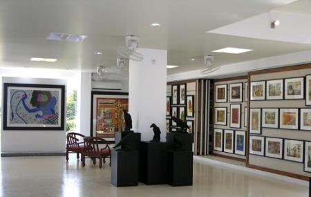 Archer Art Gallery, Ahmedabad