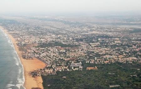 Besant Nagar Beach Image
