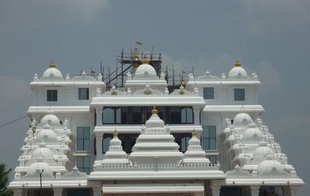 Iskcon Temple Chennai Image