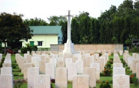 Madras War Cemetery Image