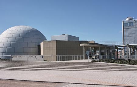 Planetario Madrid Image