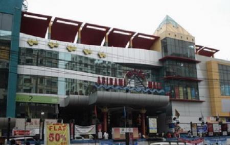 Abhirami Mega Mall Image