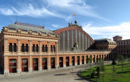 Atocha Station Image