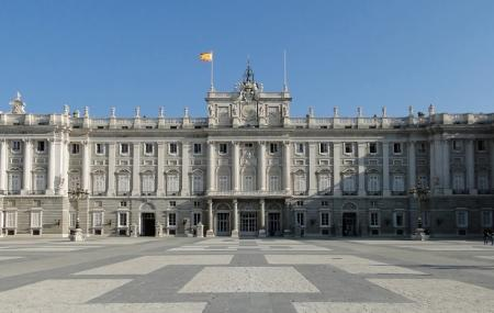 Royal Palace Of Madrid Image