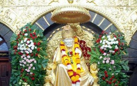 Shirdi Sai Baba Temple Image