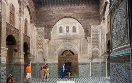 Al-attarine Madrasa Image