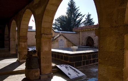 Haji Bektash Veli Complex Image