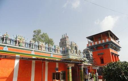 Karmanghat Hanuman Temple Image