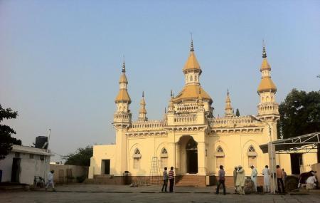 Spanish Mosque Image