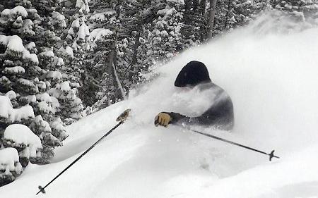 Bridger Bowl Ski Area, Bozeman