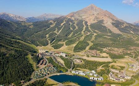 Andesite Mountain Image