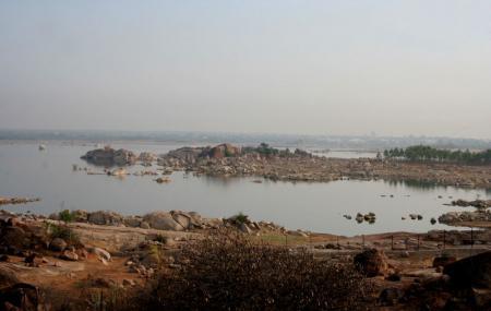 Shamirpet Lake Image