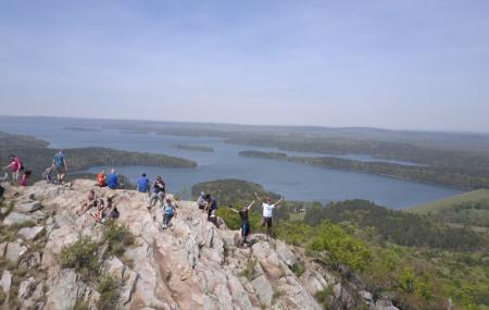 Pinnacle Mountain State Park, Little Rock