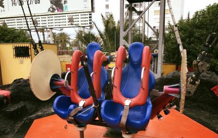 Slingshot Ibiza Amusement Park Image