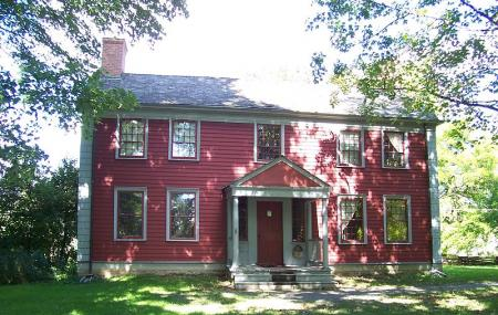 Stone-tolan House Historic Site Image