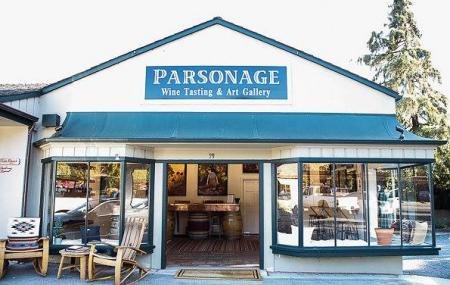 Parsonage Winery Tasting Room, Carmel Valley