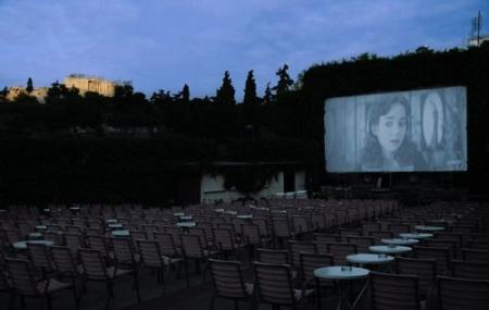 Thision Open Air Cinema Image