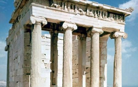 Temple Of Athena Nike Image