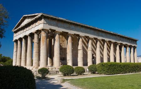 Temple Of Hephaestus Image