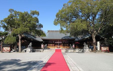 Gokoku Shrine Image
