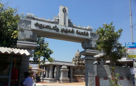 Arupadai Veedu Murugan Temple Image