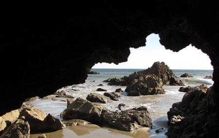 Leo Carrillo State Park And Beach Image
