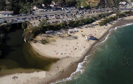Topanga State Beach Image